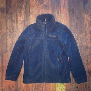 Boys Columbia zip up jacket